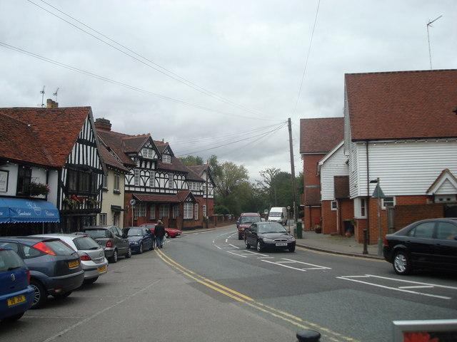 Market Place, Abridge