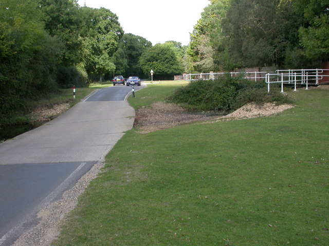 South Gorley, ford