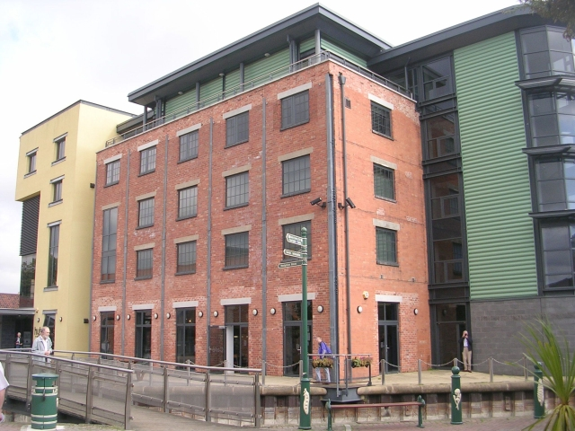 Former Sleaford Navigation Seed Warehouse