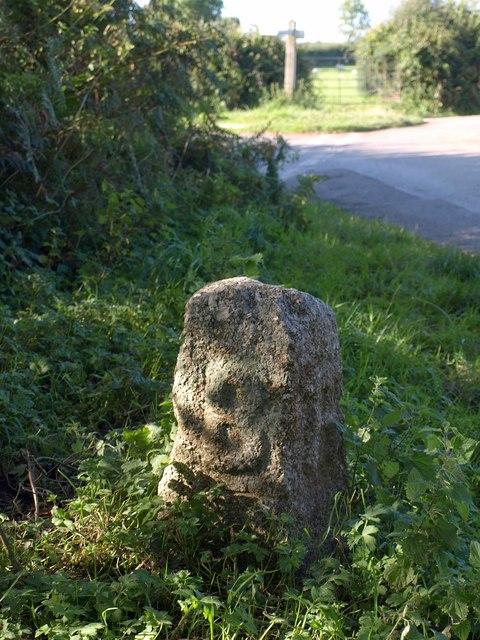 Stone, Cross Furzes