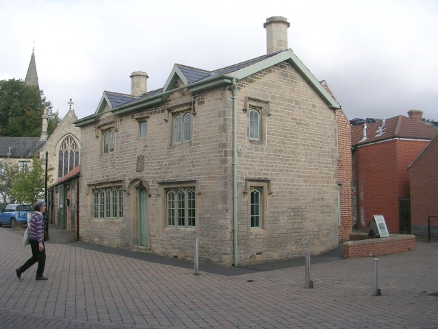 Sleaford Navigation Weighing Office