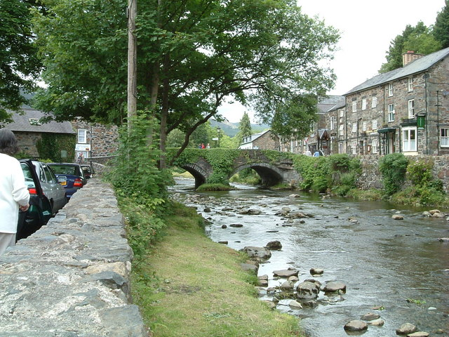 Bridge at Beddgelert