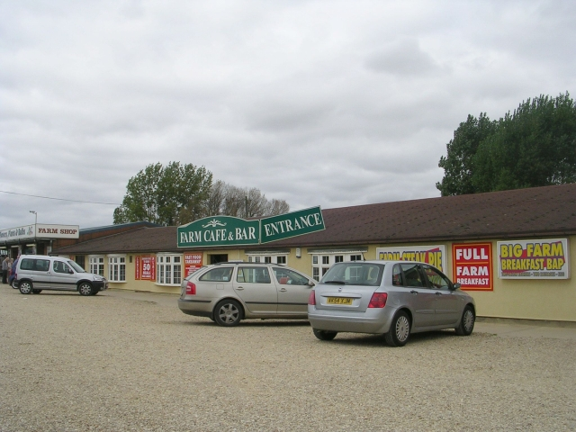 Farm Cafe & Bar on A17 - Holbeach