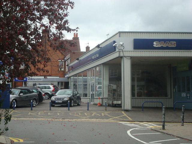 Car dealer, Chigwell