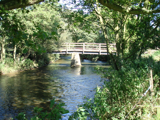 Bridge over the river Rye, Nunnington