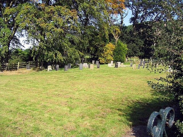 Marske graveyard