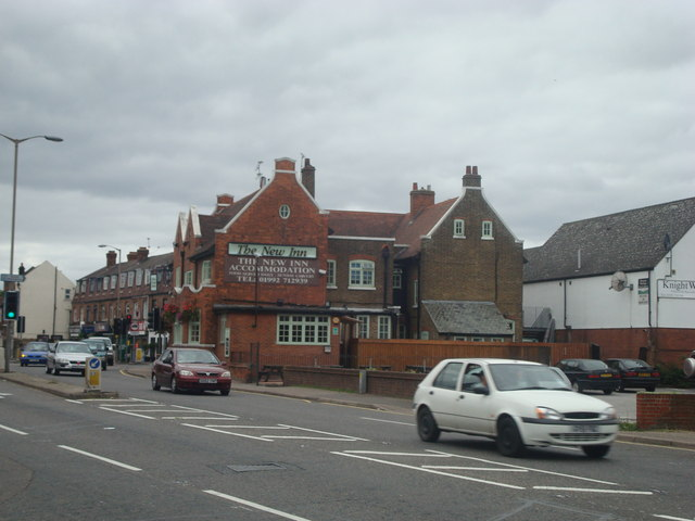 The New Inn, Waltham Abbey