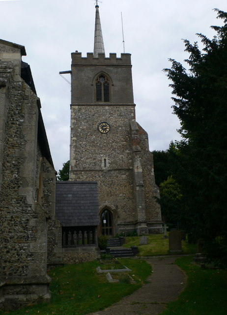 St Mary's Parish Church, Standon