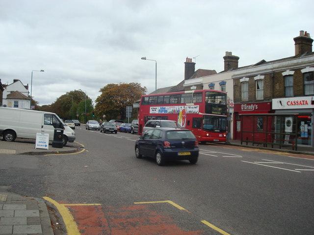 High Road, Woodford Green