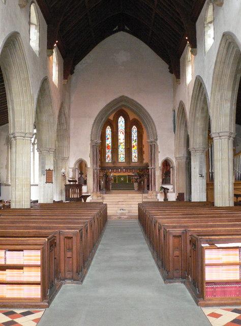 St Mary's Parish Church, Standon