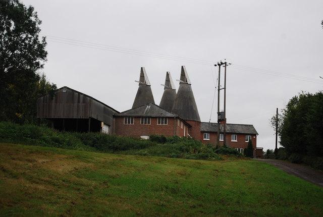 Park Farm Oast house