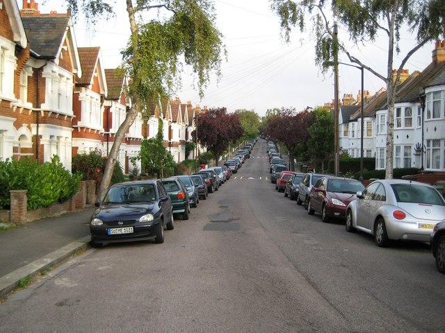 Herne Hill: Elfindale Road, SE24