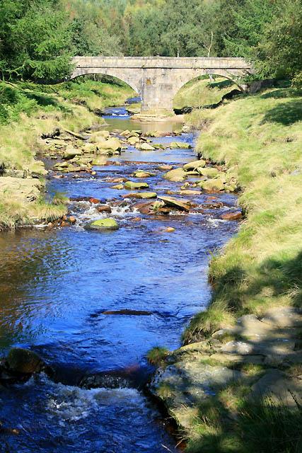 The Bridge at Slippery Stones