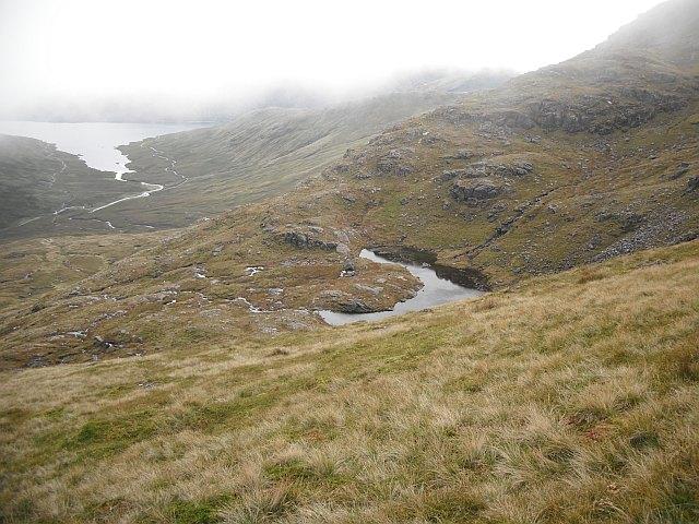 Lochan, Coire Dubh Beag