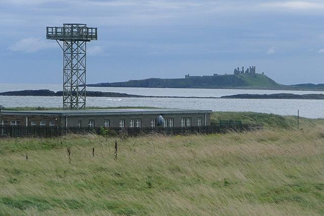 Newton Point and Dunstanburgh Castle