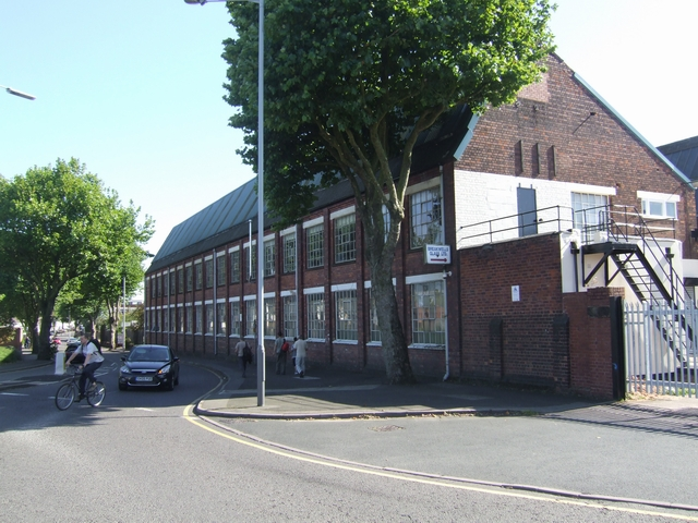 Villiers Works - Marston Street