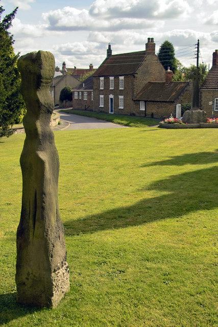 Old Churchyard Cross, Alkborough