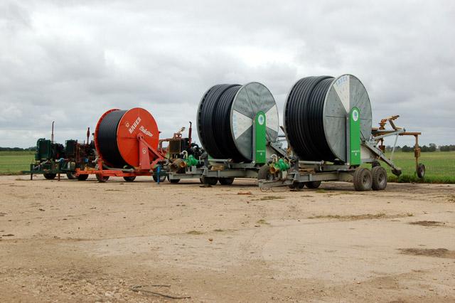 Irrigation equipment, Martins Farm (2)
