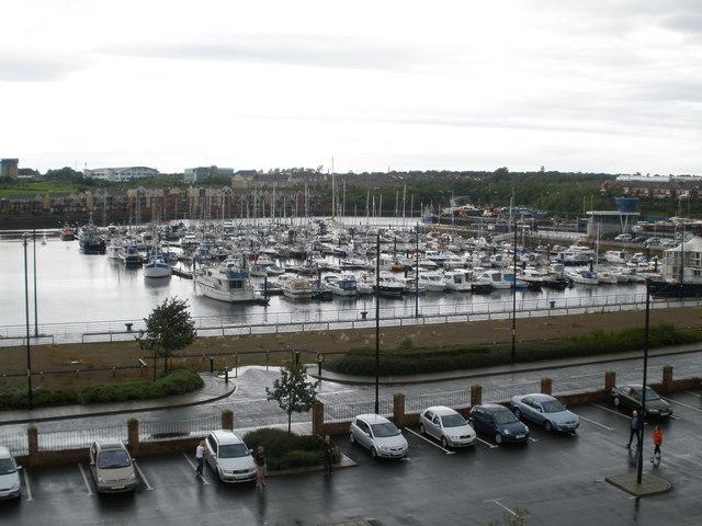 Royal Quays Marina North Shields