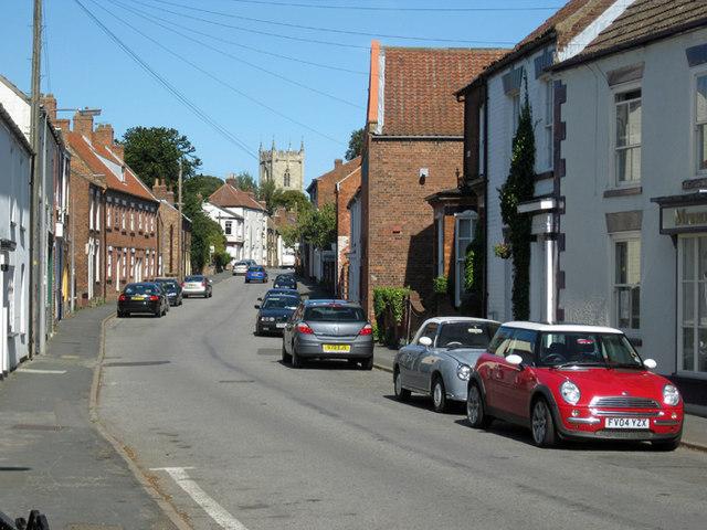 High Street, Barrow Upon Humber