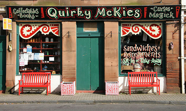 Quirky McKies