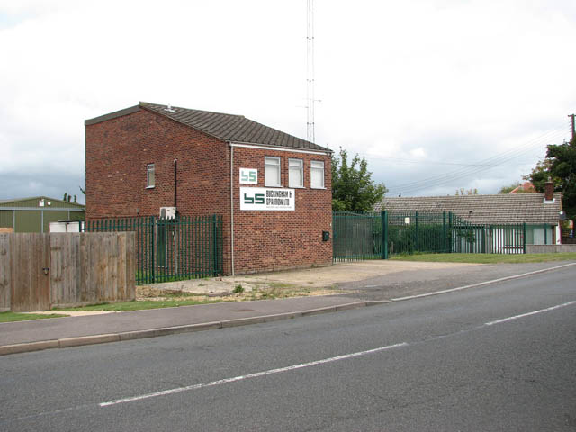 Business premises in Station Road