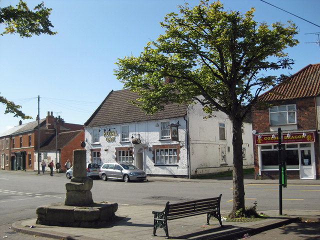 The Old Cross, Barrow Upon Humber
