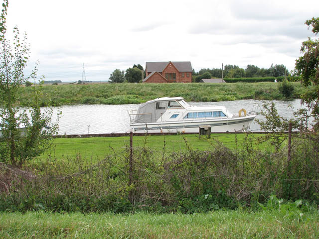 View across the River Great Ouse