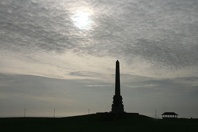 A silhouette study in Girvan