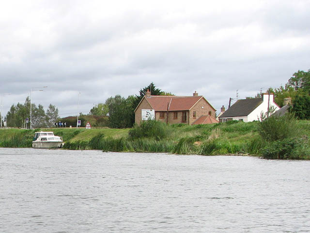 Houses on the A1101
