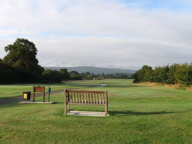 Mid Sussex Golf Course (2)