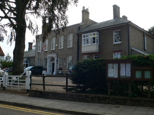 The Manor House, Buntingford
