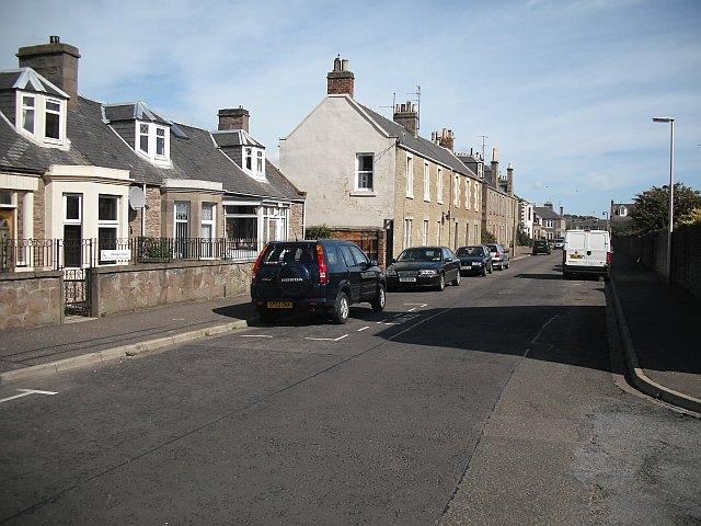 Castle Street, Broughty Ferry