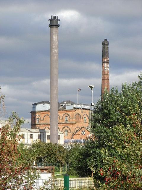 Marston's Brewery