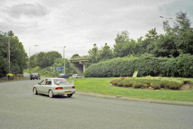 Peel Green Roundabout