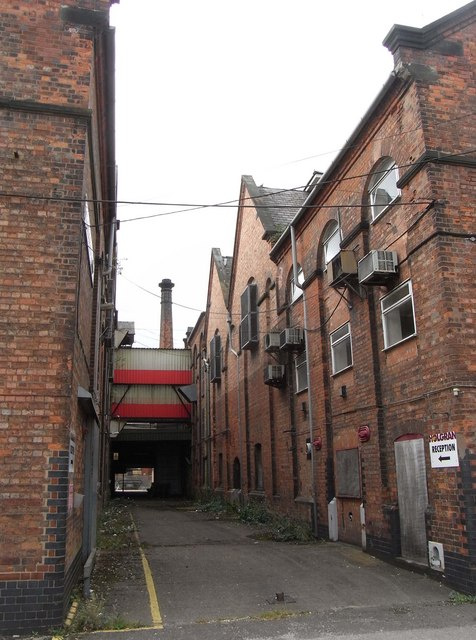 The former Wetmore Maltings