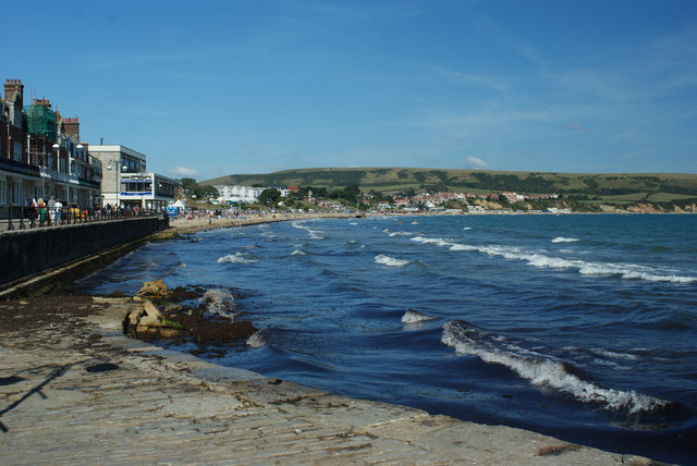 The Waterfront at Swanage, Dorset (1)