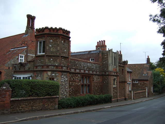 The Turret House, Hunstanton Road, Heacham