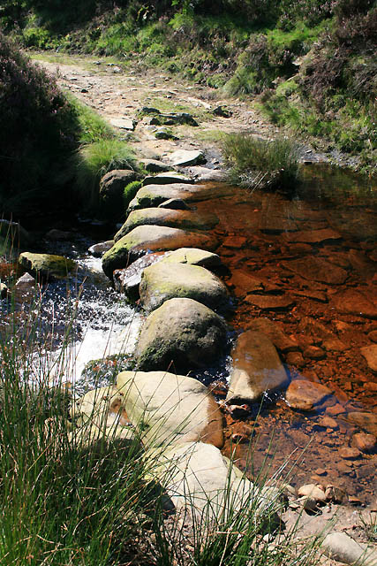 Ford on Stainery Clough