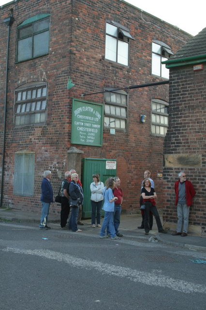 Clayton's Tannery