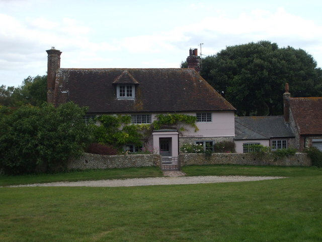 Cottage opposite parish church, Southease, East Sussex