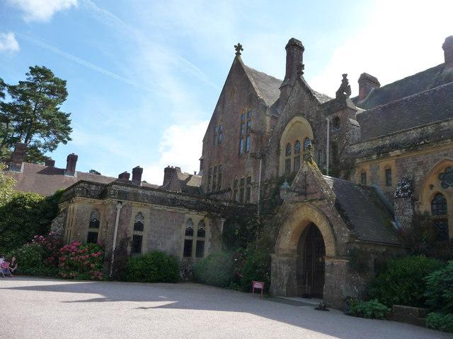 Mid Devon : Knightshayes Court