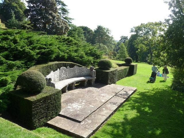 Mid Devon : Knightshayes Court, Sitting Area