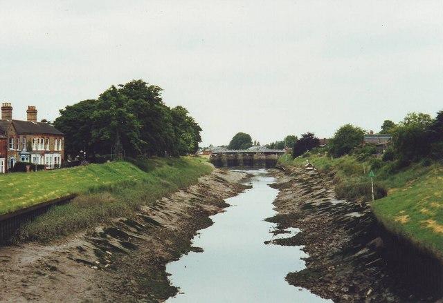 River Witham, Boston, Lincolnshire