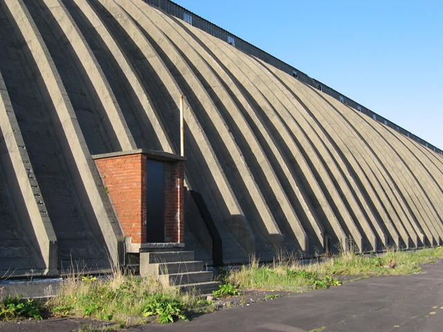Silo, Middleton Industrial Estate
