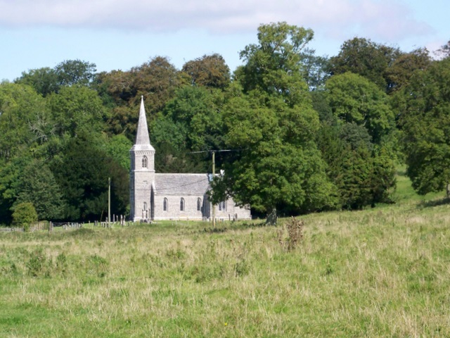 The Church of St Nicholas, Winterborne Clenston