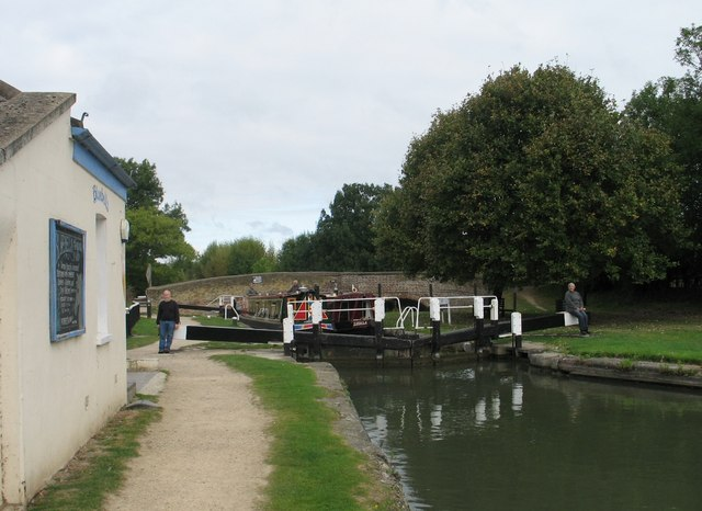 Grand Junction Canal at Marsworth