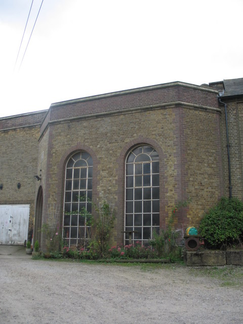 Tringford Pumping Station, Wendover Arm, Grand Union Canal