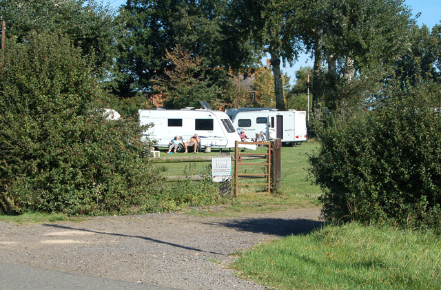 Woodbine Farm CCC-approved caravan and camp site