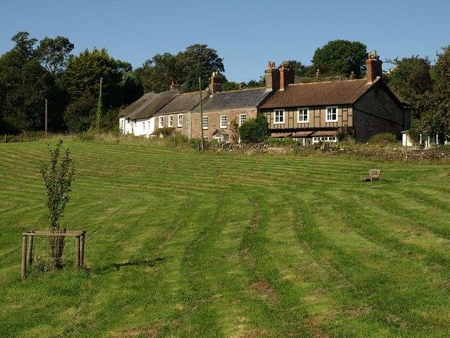 Cottages at Stokenham